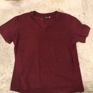 Shirts - Henley Tee